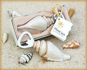 sea shell favors